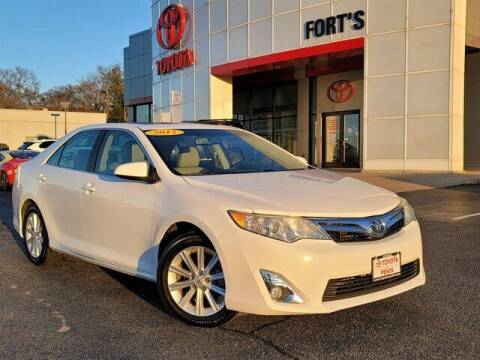 2012 Toyota Camry for sale at Auto Smart of Pekin in Pekin IL