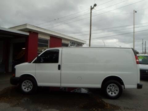 2014 Chevrolet Express Cargo for sale at Florida Suncoast Auto Brokers in Palm Harbor FL