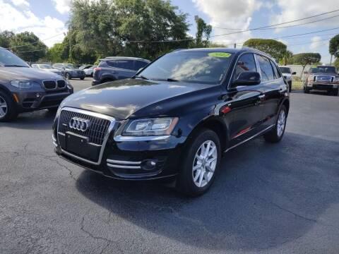 2012 Audi Q5 for sale at Bargain Auto Sales in West Palm Beach FL