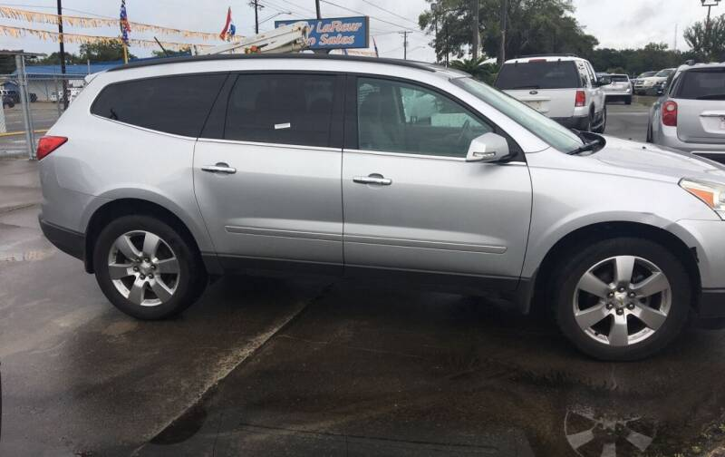 2012 Chevrolet Traverse for sale at Bobby Lafleur Auto Sales in Lake Charles LA