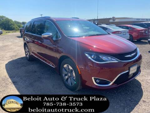 2020 Chrysler Pacifica Hybrid for sale at BELOIT AUTO & TRUCK PLAZA INC in Beloit KS