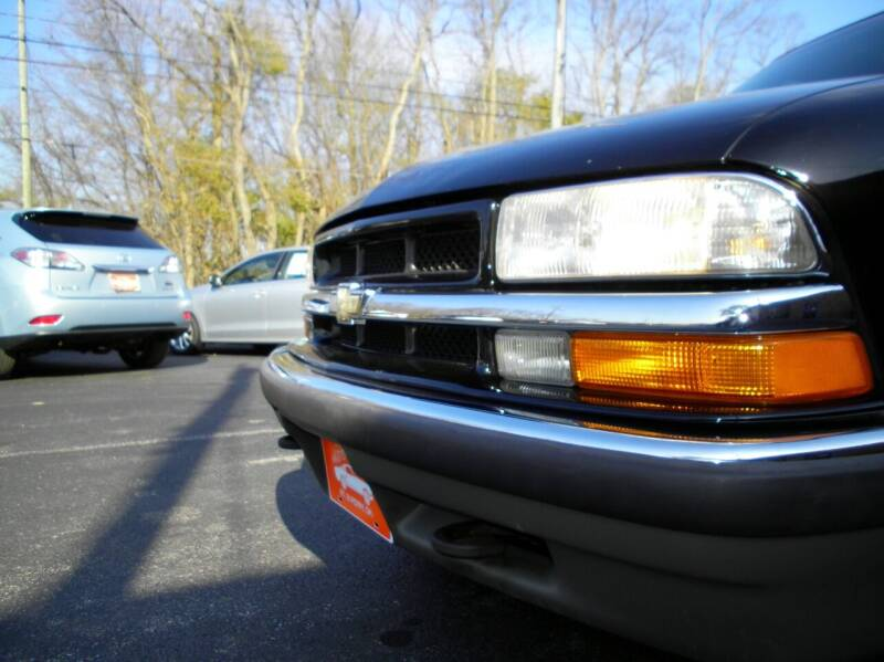 2000 Chevrolet Blazer 4dr LT 4WD SUV - Perry OH