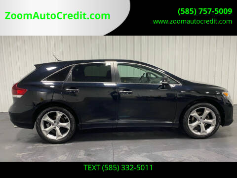2015 Toyota Venza for sale at ZoomAutoCredit.com in Elba NY