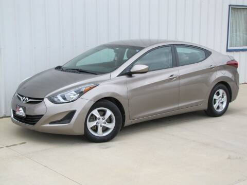 2014 Hyundai Elantra for sale at Lyman Auto in Griswold IA