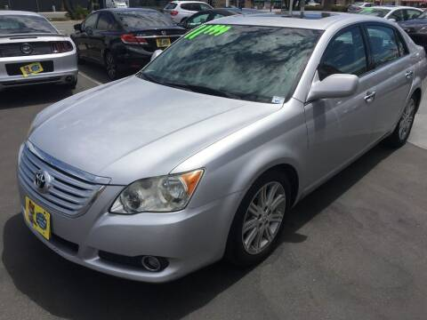 2009 Toyota Avalon for sale at CARSTER in Huntington Beach CA