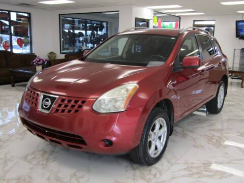 2008 Nissan Rogue for sale at Dealer One Auto Credit in Oklahoma City OK