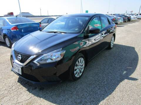 2017 Nissan Sentra for sale at Cars 4 Cash in Corpus Christi TX