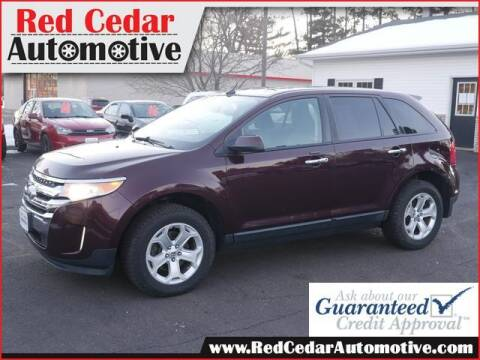 2011 Ford Edge for sale at Red Cedar Automotive in Menomonie WI