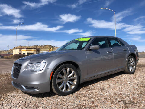 2017 Chrysler 300 for sale at 1st Quality Motors LLC in Gallup NM