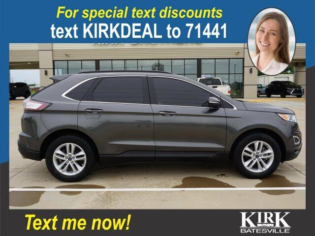 2017 Ford Edge for sale at Kirk Brothers Batesville in Batesville MS
