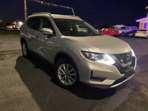 2017 Nissan Rogue for sale at Wyss Auto in Oak Creek WI