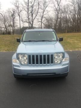 2012 Jeep Liberty for sale at Adams Service Center and Sales in Lititz PA