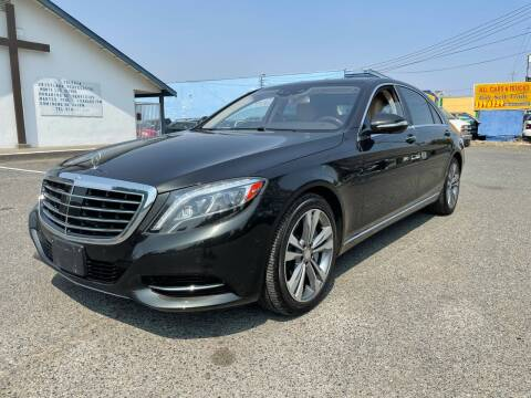 2015 Mercedes-Benz S-Class for sale at All Cars & Trucks in North Highlands CA