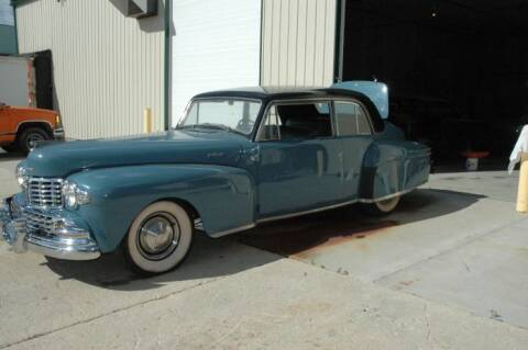 1947 Lincoln Club Coupe for sale at Haggle Me Classics in Hobart IN