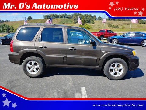 2006 Mazda Tribute for sale at Mr. D's Automotive in Piney Flats TN