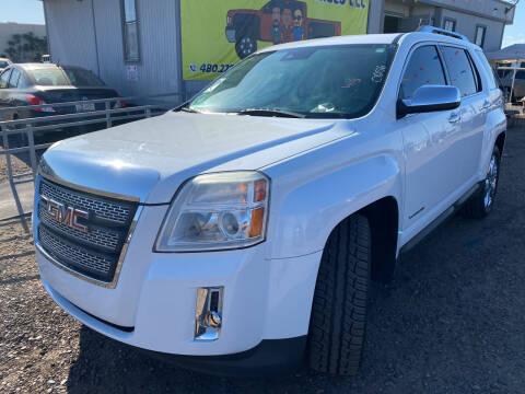 2012 GMC Terrain for sale at 3 Guys Auto Sales LLC in Phoenix AZ