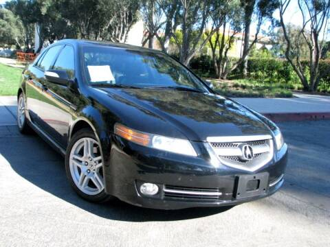 2008 Acura TL for sale at Used Cars Los Angeles in Los Angeles CA