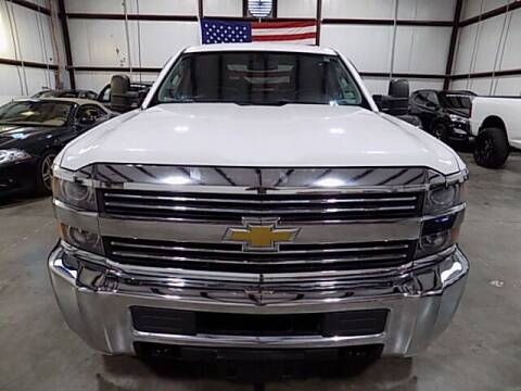 2015 Chevrolet Silverado 2500HD for sale at Texas Motor Sport in Houston TX