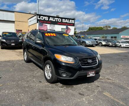 2011 Hyundai Santa Fe for sale at Lo's Auto Sales in Cincinnati OH
