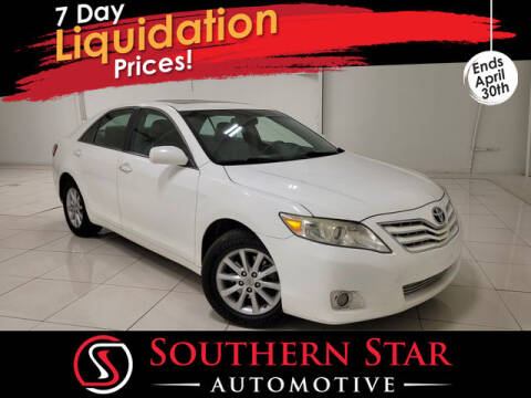 2011 Toyota Camry for sale at Southern Star Automotive, Inc. in Duluth GA