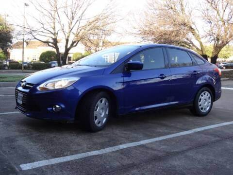 2012 Ford Focus for sale at 123 Car 2 Go LLC in Dallas TX