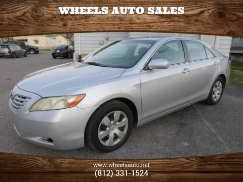 2009 Toyota Camry for sale at Wheels Auto Sales in Bloomington IN