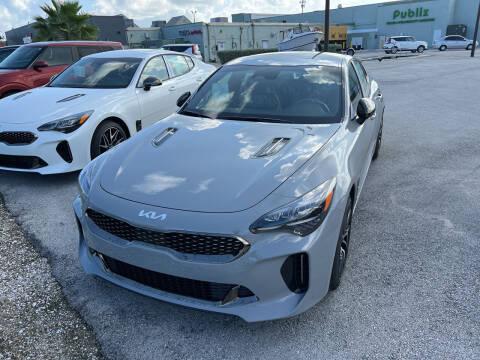 2022 Kia Stinger for sale at Key West Kia in Key West FL