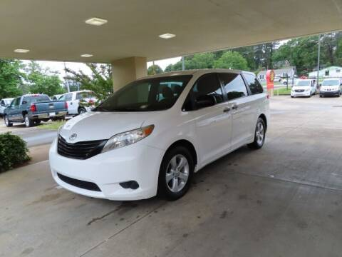 2011 Toyota Sienna for sale at Southern Auto Solutions - 1st Choice Autos in Marietta GA