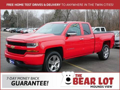 2017 Chevrolet Silverado 1500 for sale at Rydell Auto Outlet in Mounds View MN