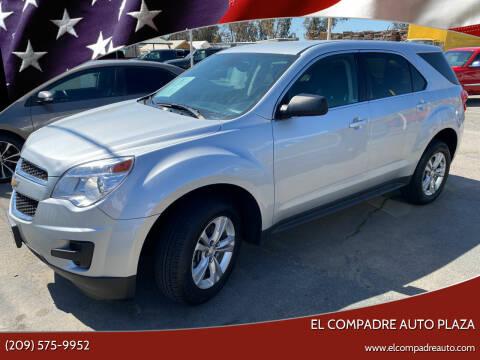 2015 Chevrolet Equinox for sale at El Compadre Auto Plaza in Modesto CA