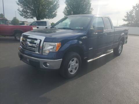2012 Ford F-150 for sale at Boardman Auto Exchange in Youngstown OH