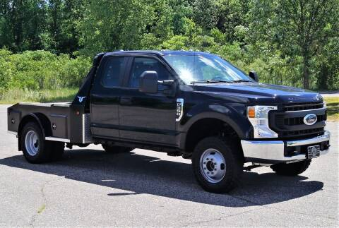 2021 Ford F-350 Super Duty for sale at KA Commercial Trucks, LLC in Dassel MN