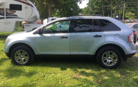 2008 Ford Edge for sale at Antique Motors in Plymouth IN