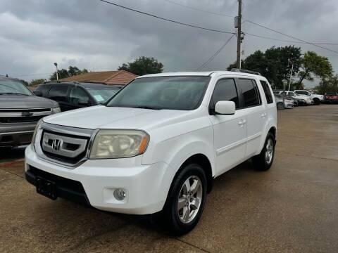 2009 Honda Pilot for sale at CityWide Motors in Garland TX