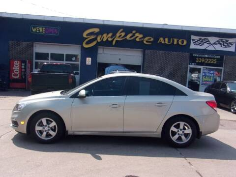 2016 Chevrolet Cruze Limited for sale at Empire Auto Sales in Sioux Falls SD