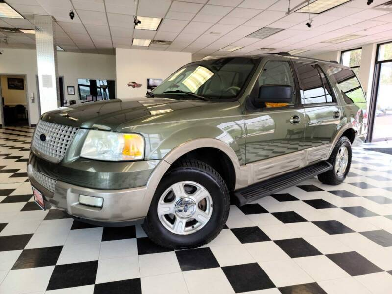 2003 Ford Expedition for sale at Cool Rides of Colorado Springs in Colorado Springs CO