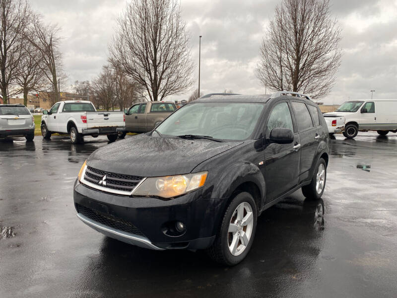 2007 Mitsubishi Outlander for sale at Boardman Auto Exchange in Youngstown OH