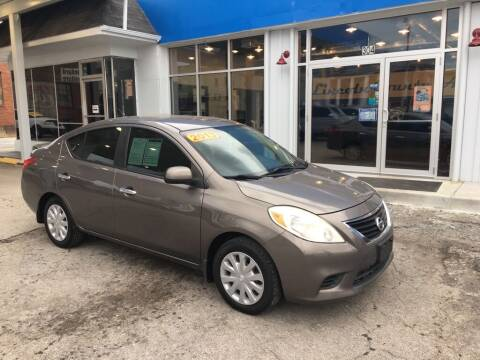2013 Nissan Versa for sale at Lincoln County Automotive in Fayetteville TN