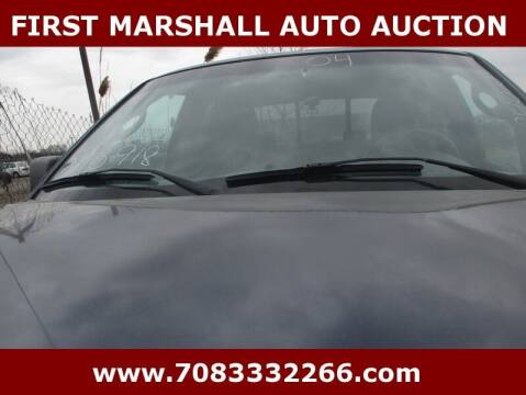 2004 Ford F-150 for sale at First Marshall Auto Auction in Harvey IL