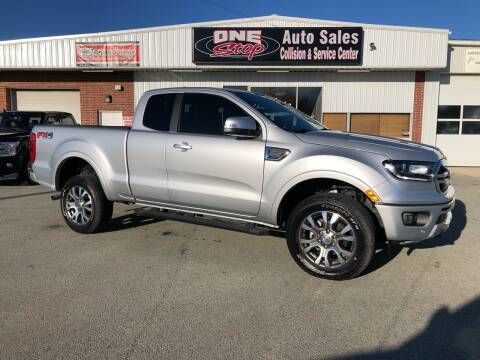2019 Ford Ranger for sale at One Stop Auto Sales, Collision & Service Center in Somerset PA