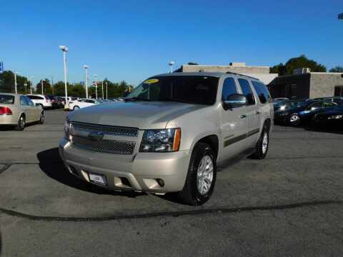 2010 Chevrolet Suburban for sale at Paniagua Auto Mall in Dalton GA