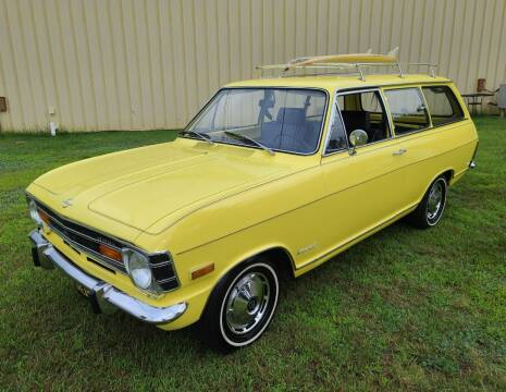 1970 Opel Kaddet Mini Brute Wagon for sale at MILFORD AUTO SALES INC in Hopedale MA