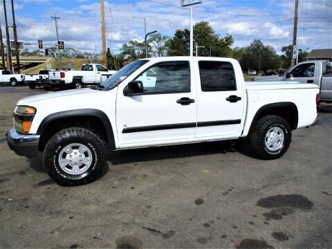 2008 Chevrolet Colorado for sale at Steffes Motors in Council Bluffs IA