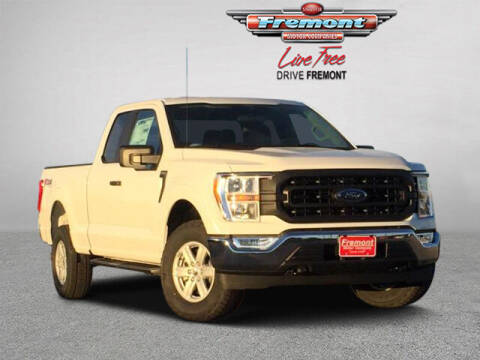 2021 Ford F-150 for sale at Rocky Mountain Commercial Trucks in Casper WY