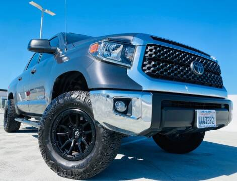 2018 Toyota Tundra for sale at Bay Cars R Us in San Jose CA