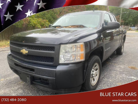 2009 Chevrolet Silverado 1500 for sale at Blue Star Cars in Jamesburg NJ