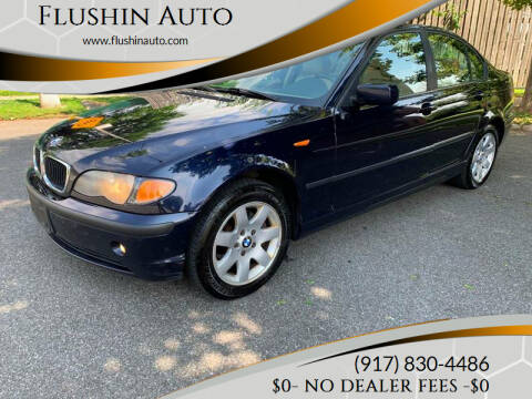 2005 BMW 3 Series for sale at FLUSHIN AUTO in Flushing NY