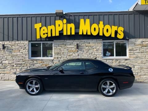 2018 Dodge Challenger for sale at TenPin Motors LLC in Fort Atkinson WI