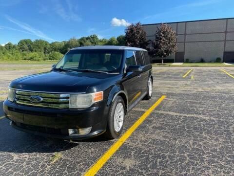 2009 Ford Flex for sale at Caruzin Motors in Flint MI
