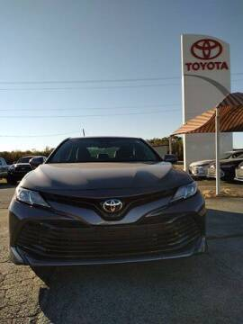 2018 Toyota Camry for sale at Quality Toyota in Independence KS